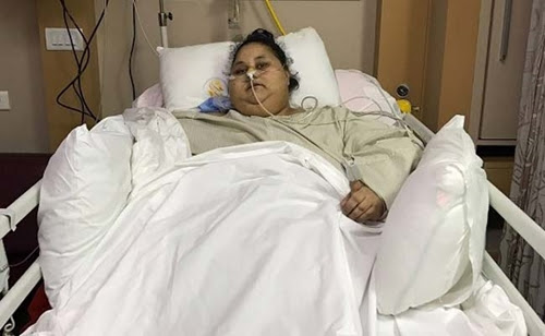 37-year-old World's 'Heaviest' Woman Dies in Abu Dhabi Hospital (Photos)