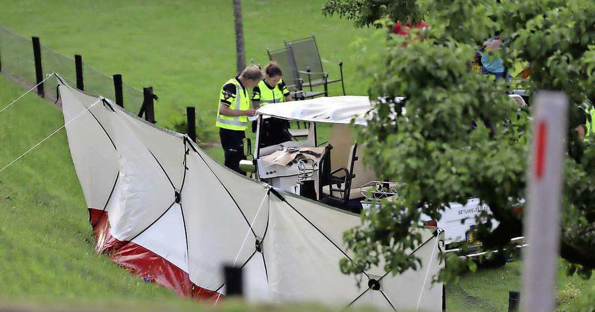 Dode en drie gewonden bij ongeval met tuktuk in Kesteren