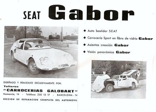 Seat Gabor