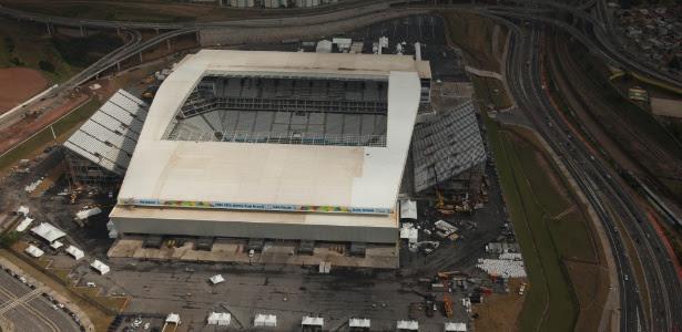 Corinthians exige garantias financeiras da prefeitura para emprestar estádio aos Jogos