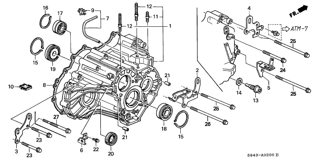 1998 Honda Crv Manual Gearbox Oil