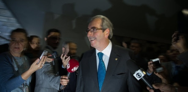 Presidente da Câmara, Eduardo Cunha (PMDB-RJ)