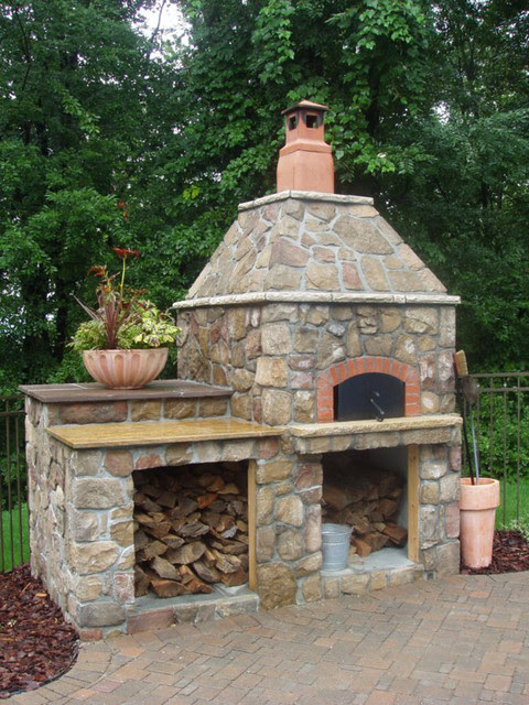 backyard ideas on a budget diy pizza oven 36quot dome wood fired