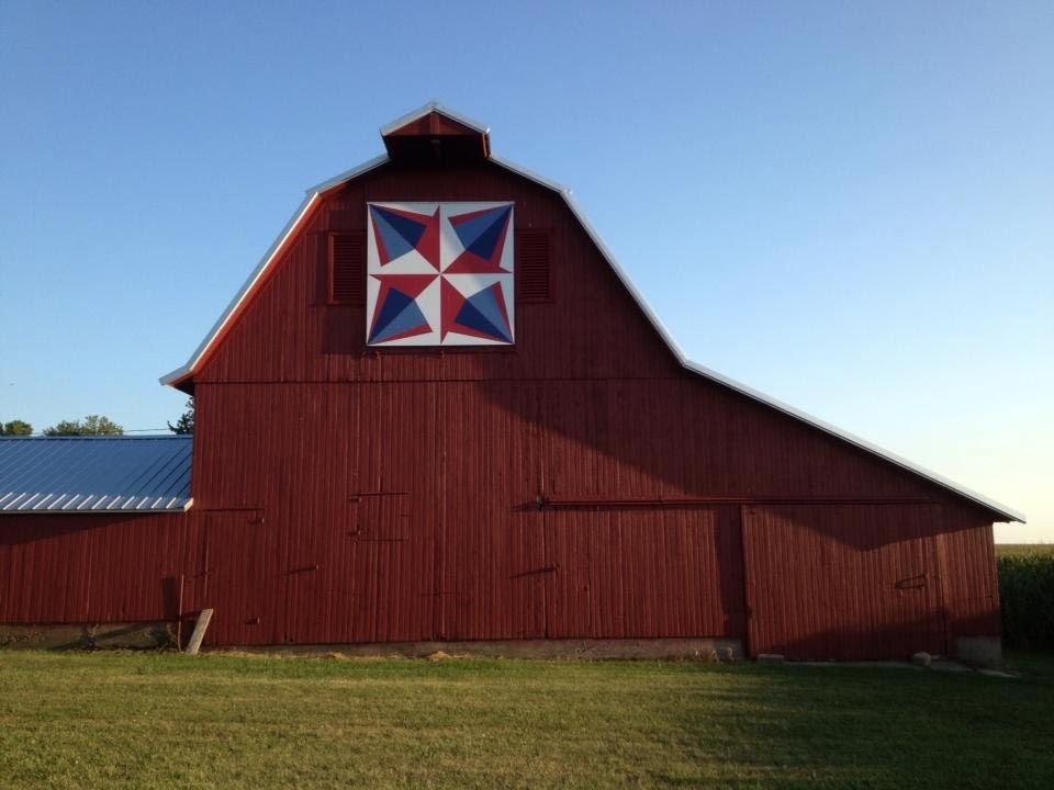 The Barn Quilts Of Bureau County Visit Bureau County Illinois