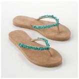 SONOMA life + style Stone Flip-flops