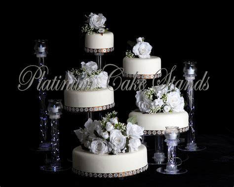 5 tier wedding cake stand   idea in 2017   Bella wedding