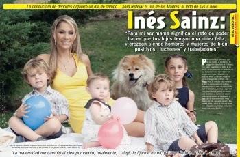 Telenovelas y Revista: Ines Sainz - Tvnotas magazin  Telenovelas y R...