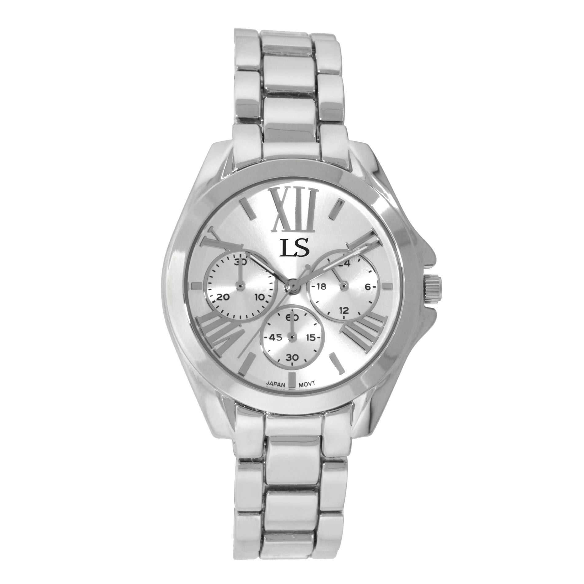CHEAP Caravelle Ladies Stainless Steel Chronograph with ...