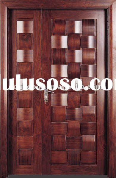 Wooden Door Designs India