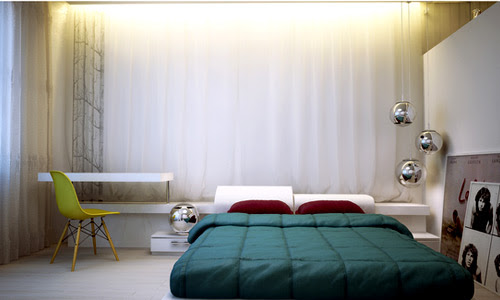 Big Ideas for Small Bedroom Spaces | Home Design Lover