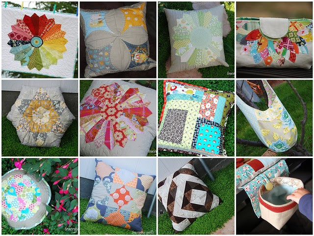 2010 bags and pillows