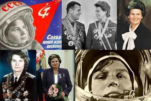 Valentina Tereshkova 50th Anniversary