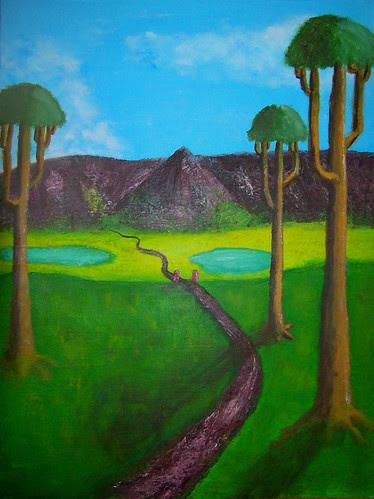 Landscape Series Painting