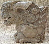 Shishi Lion Protector In Japanese Buddhism And Shintoism