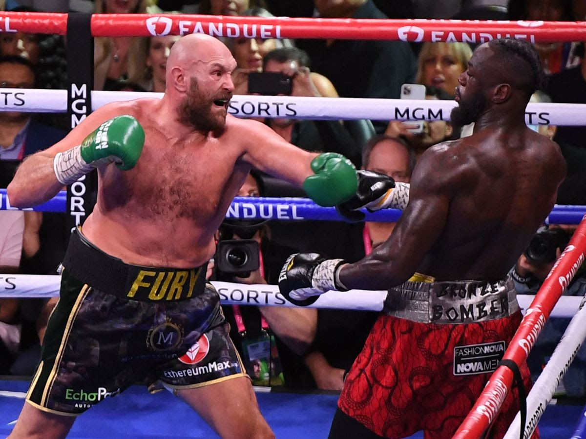 Deontay Wilder breaks silence and congratulates Tyson Fury with first statement after KO defeat, 'Gypsy K...