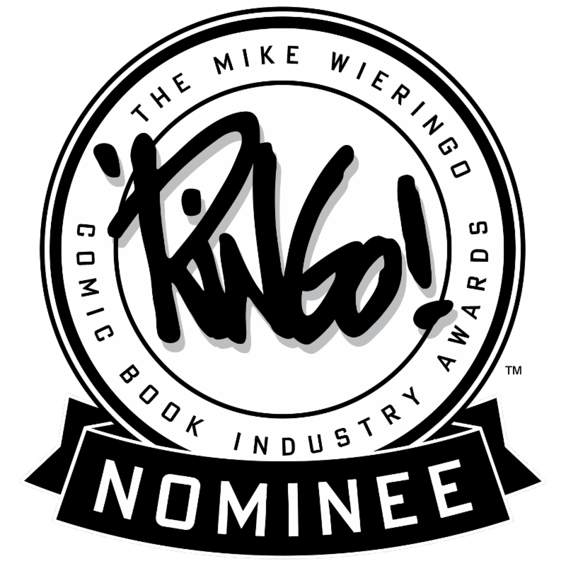 Ringo Awards Nominee Logo