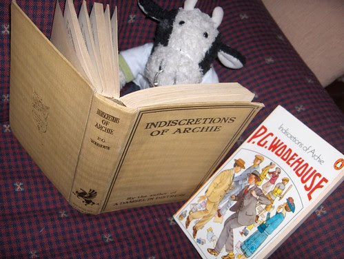 A Wodehouse a Week #71: Indiscretions of Archie