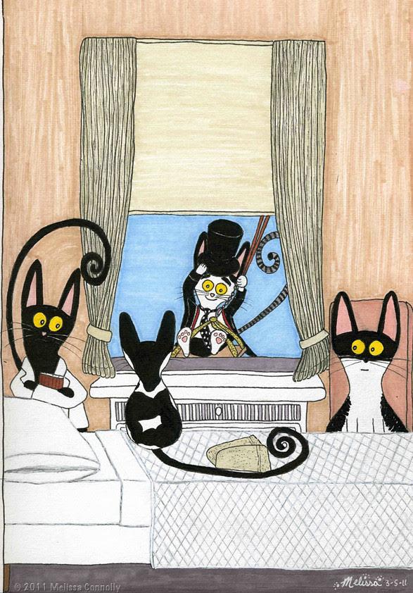 Johnny Kitties--Celebrating Johnny Depp--Benny and Joon (1993) [March 5, 2011]