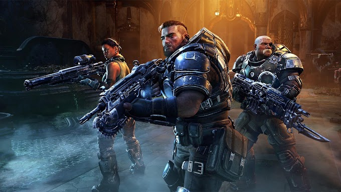 Hands-on with the upcoming strategy game Gears Tactics, coming to PC April 28 and now available for pre-order