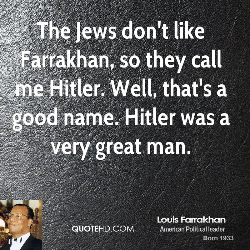 Image result for Louis Farrakhan Quotes