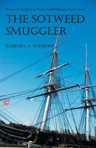 The Sotweed Smuggler Front Cover