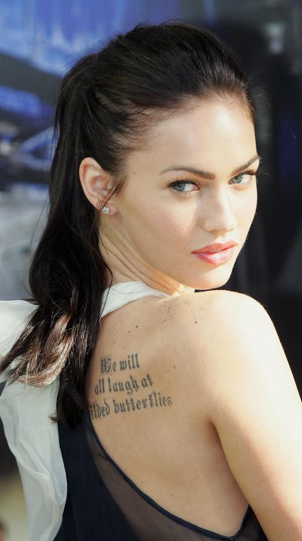 Top celebrity tattoo design - Online celebrity tattoos