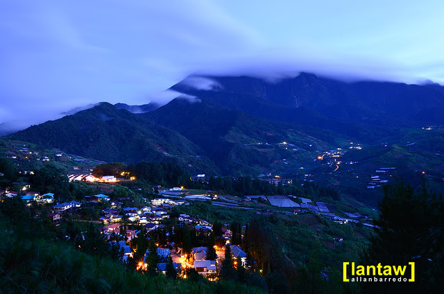 Dawn Overlooking Kundasang