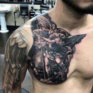 100 Ideas Para Tatuajes De ángeles Originales Tatuajes Geniales