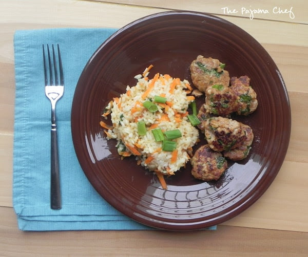 asian-turkey-meatballs-with-carrot-rice2