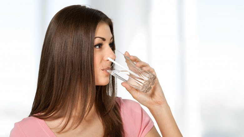 Signs you're not drinking enough water