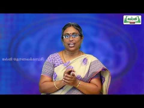 8th Tamil Bridge Course  பிழை நீக்குதல் நாள் 5&6 Kalvi TV