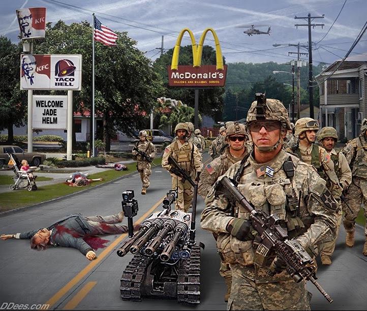 """Risultati immagini per USA: """"Be prepared"""""""