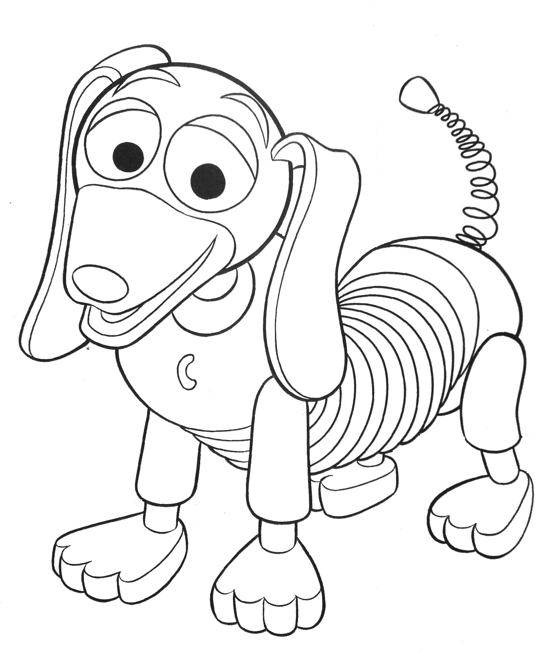 Toy Story Coloring Pages Woody at GetColorings.com | Free ...