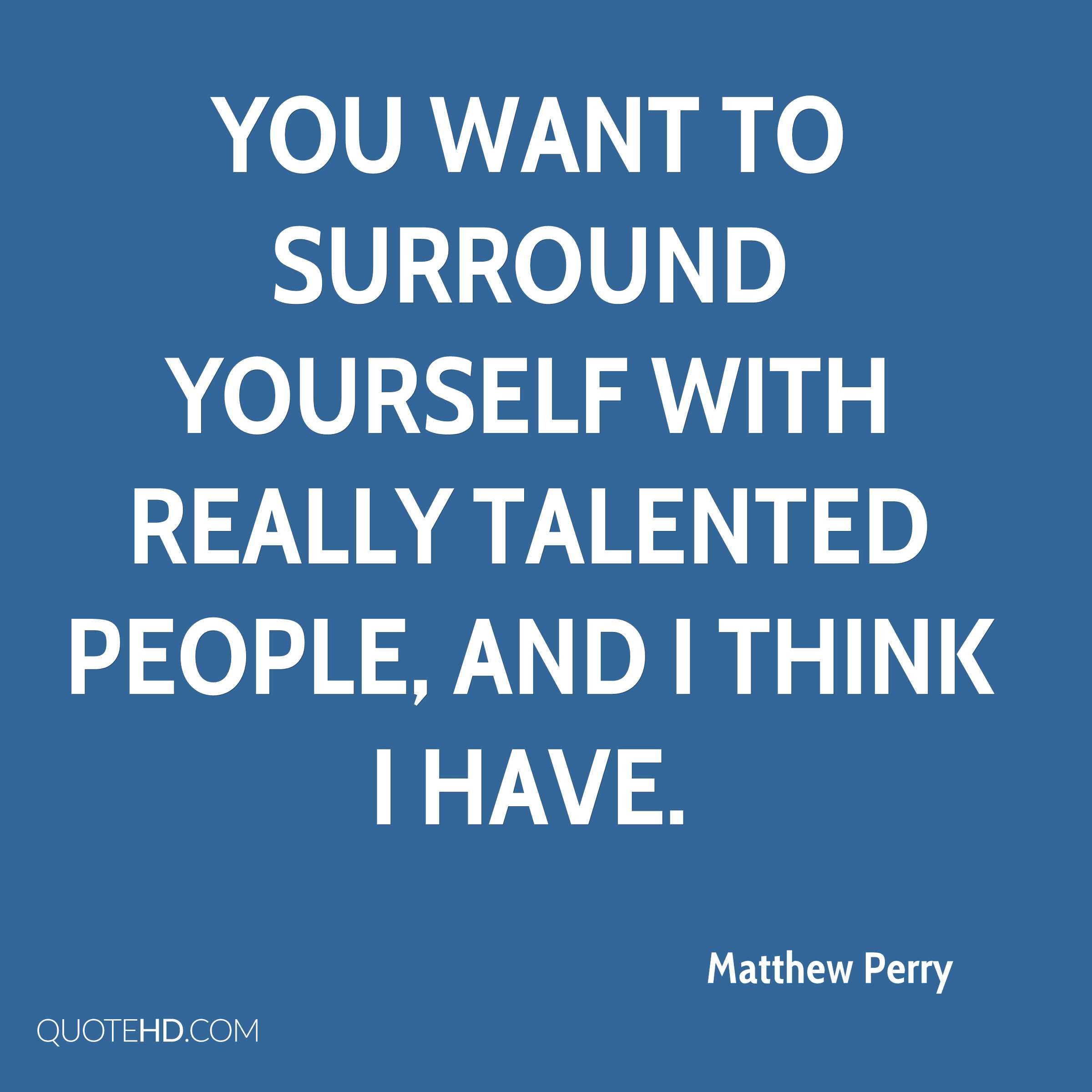 Matthew Perry Quotes Quotehd