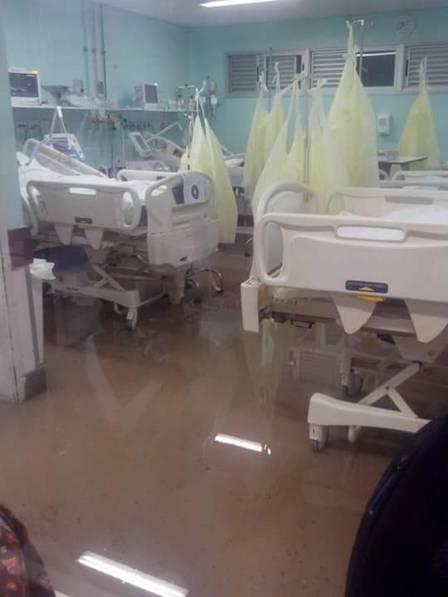 Enfermaria do Hospital Estadual Alberto Torres