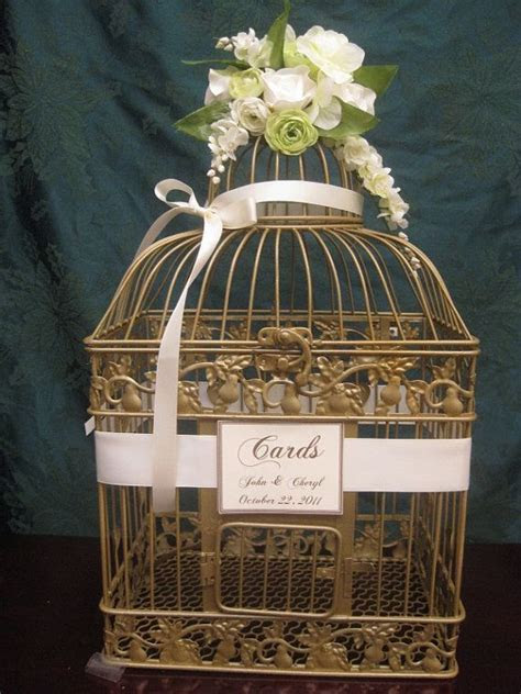 Southbury designs for bird cages   Wedding Decor and
