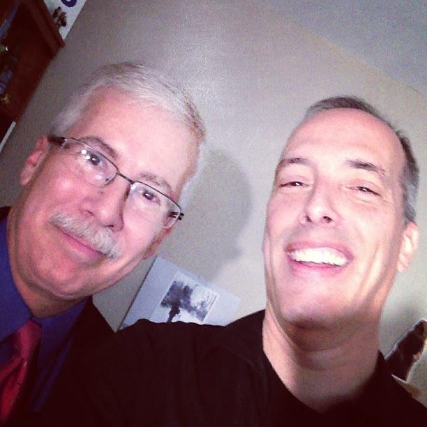 Jon Keller and me!