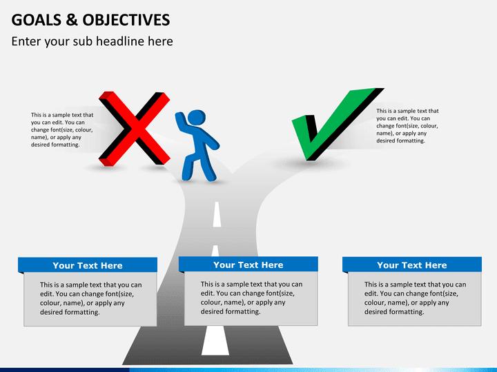 goals objectives slide5