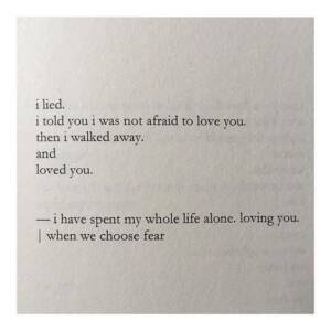 Reflections On 5 Poems About Love By Nayyirah Waheed The Wellness