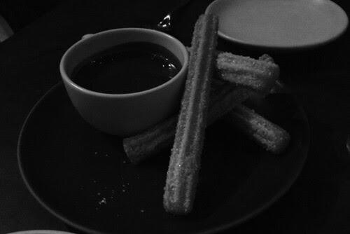 Contigo - Churros y Chocolate
