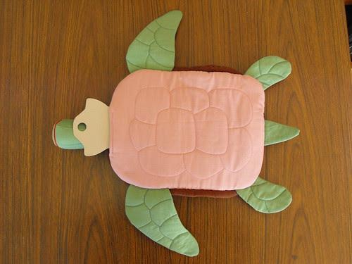 Turtle Hottie Belly