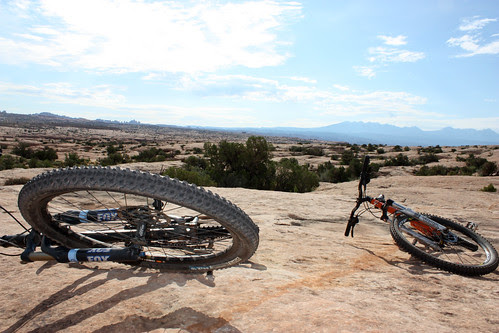 Mountain Biking the Circle O Trail