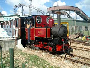 emmet narrow gauge engine