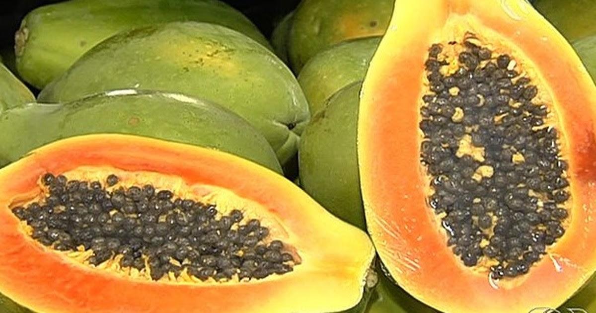 Resultado de imagem para Mamão papaia e pimentão verde estão mais em conta