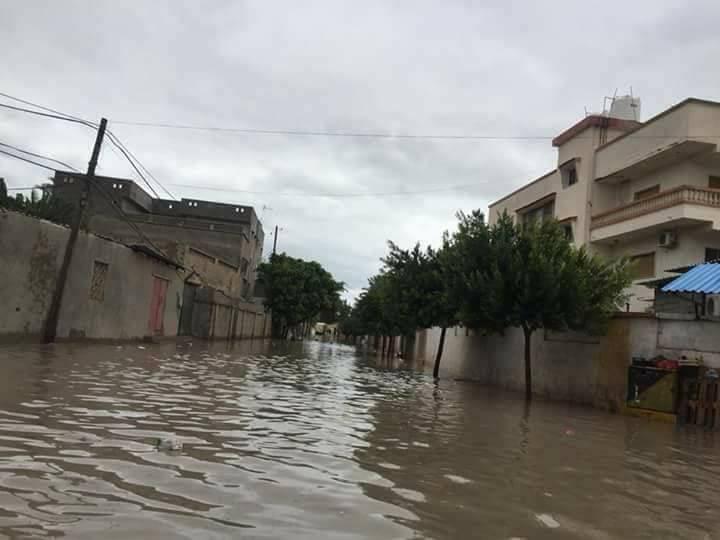 floods tripoli libya