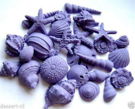 edible shells cake decorating ebay