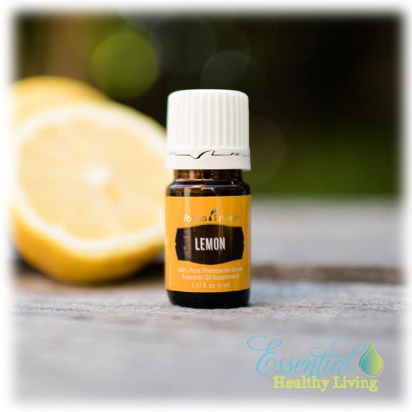 Lemon Young Living essential oils