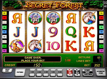 Игровой автомат Secret Forest (Тайный Лес) онлайн.Игровой автомат Secret Forest (Тайный Лес) онлайн играть бесплатно без регистрации на сайте игрового клуба Вулкан – разгадайте главную тайну загадочного леса и получите хороший.