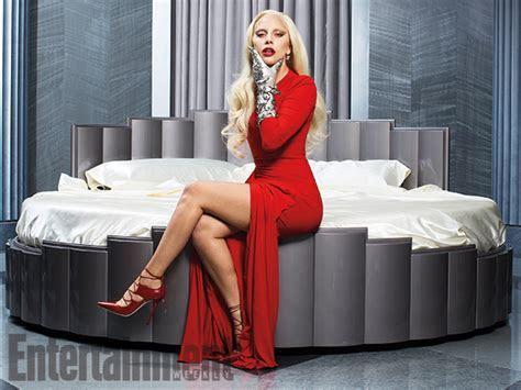 Behind Lady Gaga's killer look in 'American Horror Story