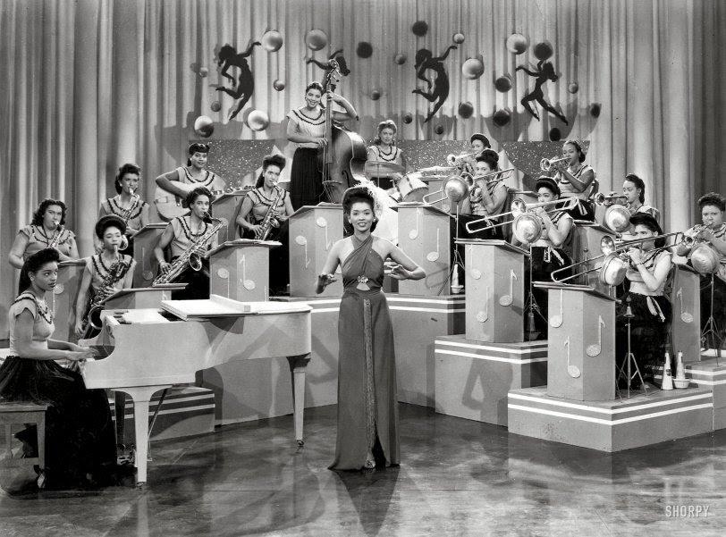 Sweethearts of Rhythm: 1940s